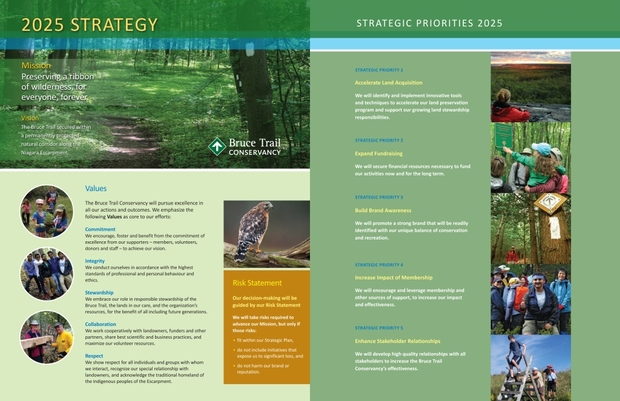 BTC 2025 Strategic Plan Overview