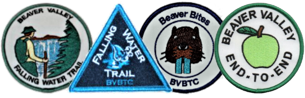 Beaver Valley badges available to independent hikers