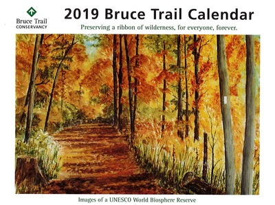 2019 bruce trail calendar website